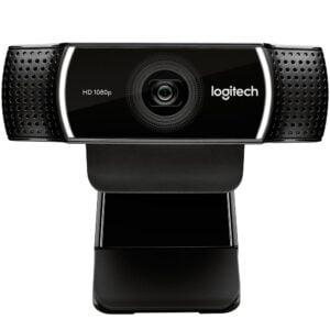 WebCam Logitech C922 Pro Stream Full HD 1080p/30fps - 960-001087