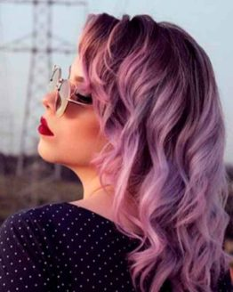 Violet Superblond - Exotic Colors Brasil