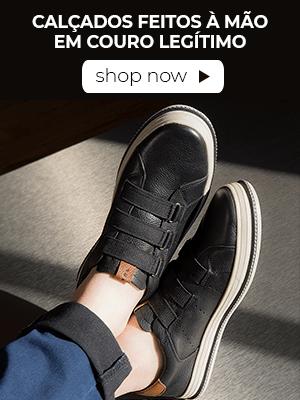 Confira os lançamentos de Calçados da Ferricelli