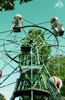 parques de diversão em copenhague