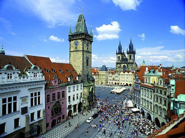 coisas para saber antes de ir a Praga