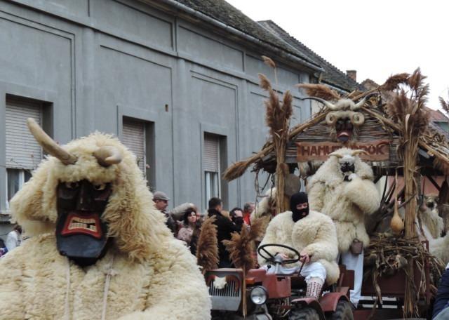 carnaval da Hungria