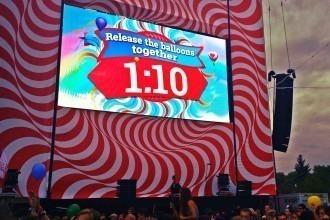 festa do balão sziget