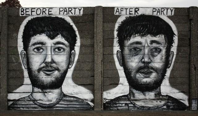 depois da festa