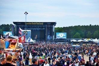 sweden rock stage