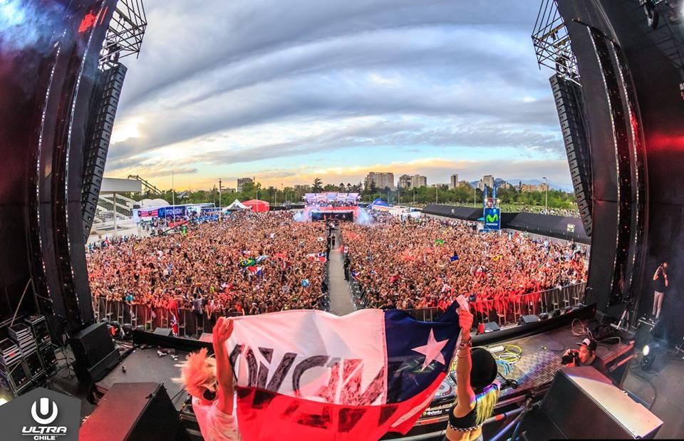 ultra music festival e sónar