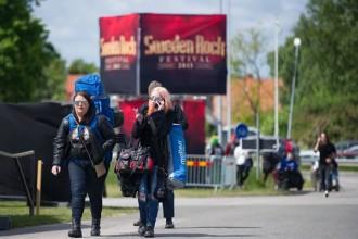 Sweden Rock viagem