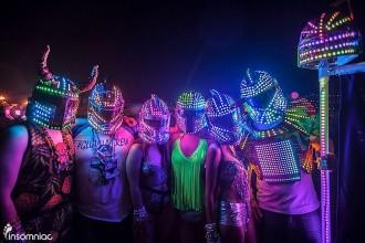 looks para o electric daisy carnival brasil