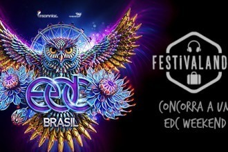 sorteio electric daisy carnival brasil promoção 3