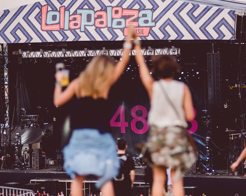 experiências de festival