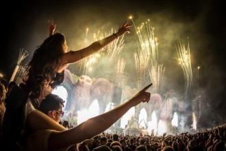 como foi o electric daisy carnival brasil