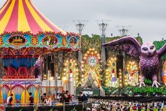estrutura electric daisy carnival brasil