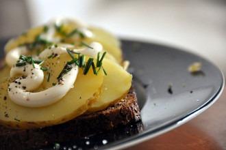Comer em Oslo, Bergen e Copenhague
