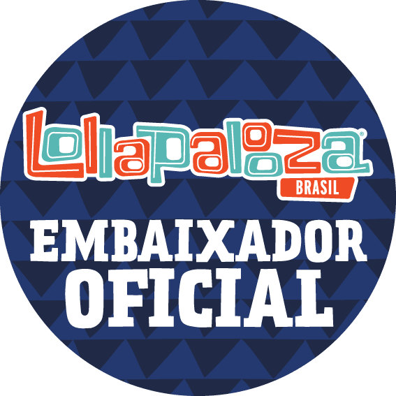 embaixador do lollapalooza