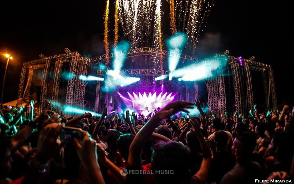 hospedagem em brasilia para o federal music