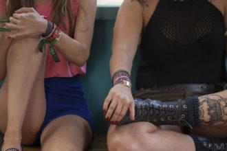 festivalando pulseiras de festival