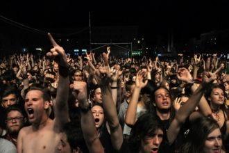 headbangers publico show metal maximus festival