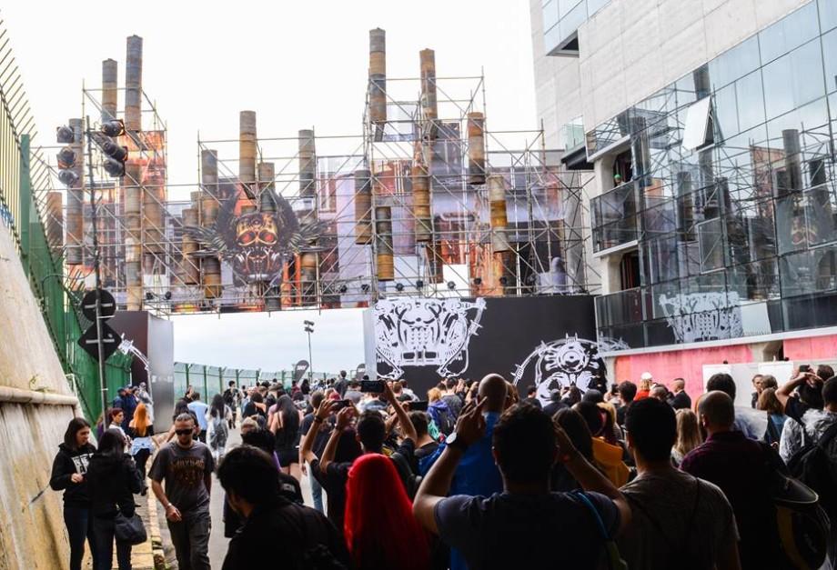 estrutura maximus festival