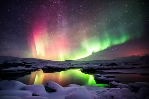 aurora islândia festivais na islândia