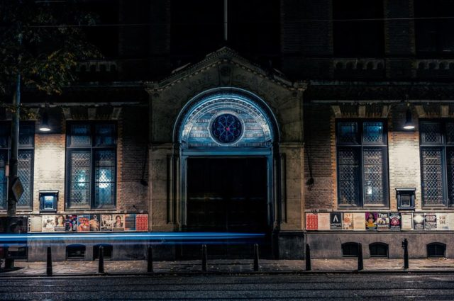Paradiso music venue turismo musical em amsterdã