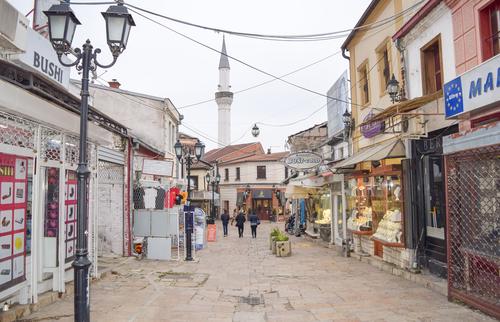 skopje balcãs