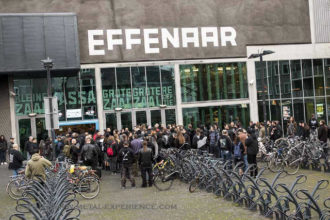 festvial holandês eindhoven estrutura eindhoven metal meeting effenaar