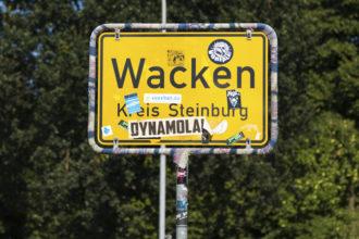 onde ficar em Wacken