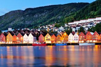 Onde ficar em Bergen