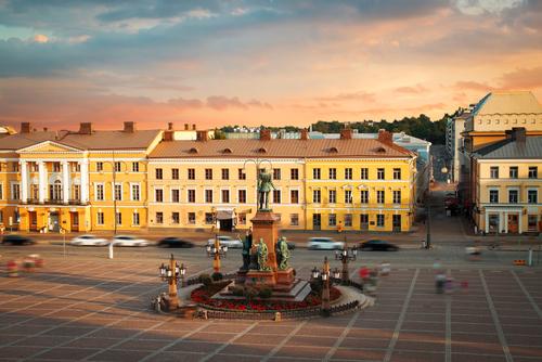 onde ficar em Helsinque