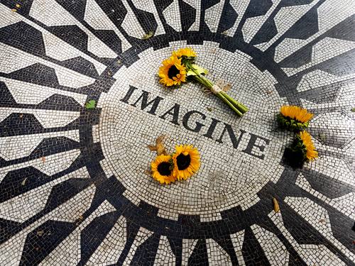 turismo musical em nova york strawberry fields central park