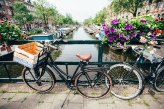 viagem para Amsterdã