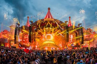 live sets do primeiro fim de semana do tomorrowland