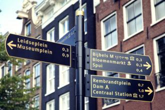 onde ficar em Amsterdã