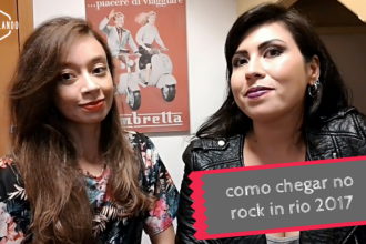 como chegar no rock in rio 2017
