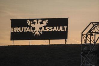 hotéis para o Brutal Assault