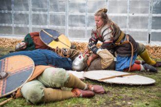 guerreira viking midgardsblot