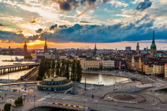 quanto dinheiro levar para a Suécia