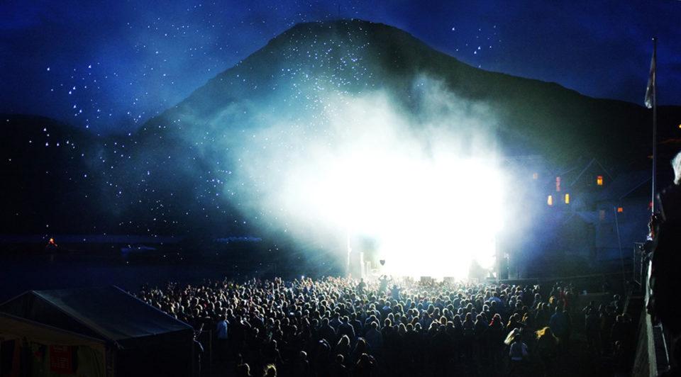 Festivais indie na Escandinávia