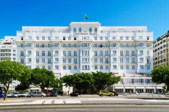 hotéis onde ficam artistas e bandas internacionais