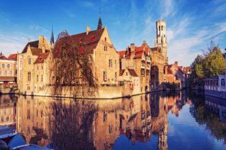onde ficar em Brugges