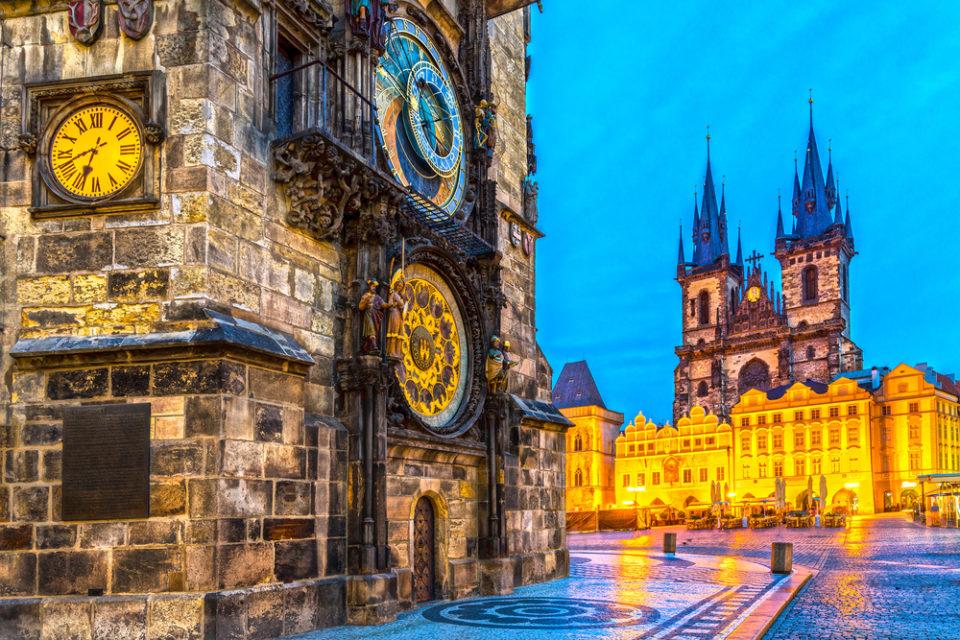 quanto dinheiro levar para a República Tcheca