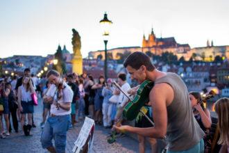 turismo musical em praga