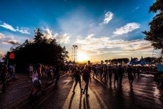 viajar para festival em 2018