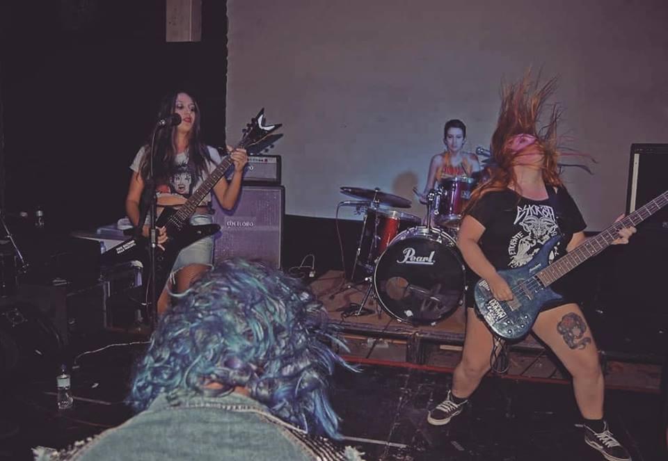 mulheres no lineup de festivais de metal