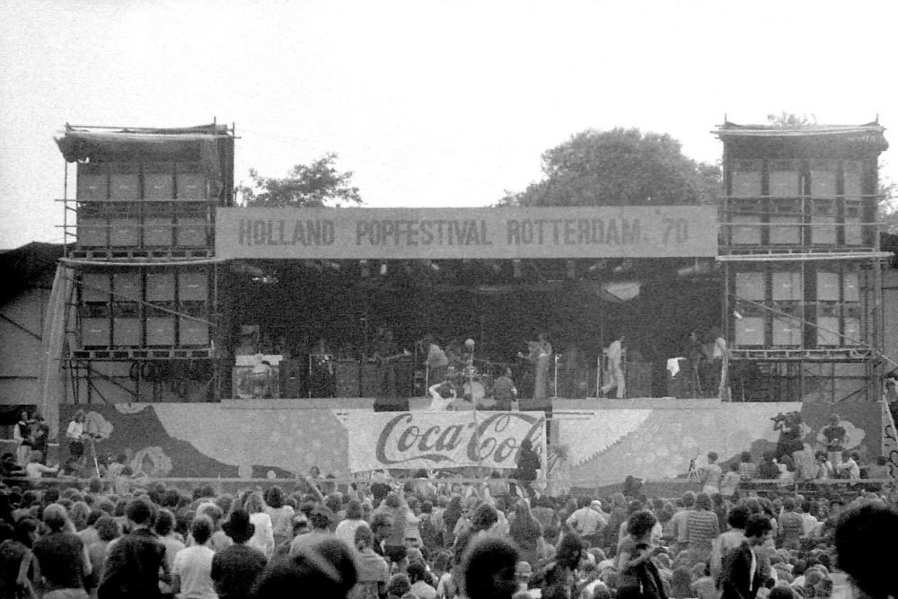 Holland pop festival