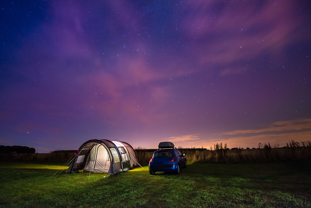 camping na França