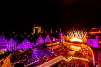 festivais de música na Bélgica