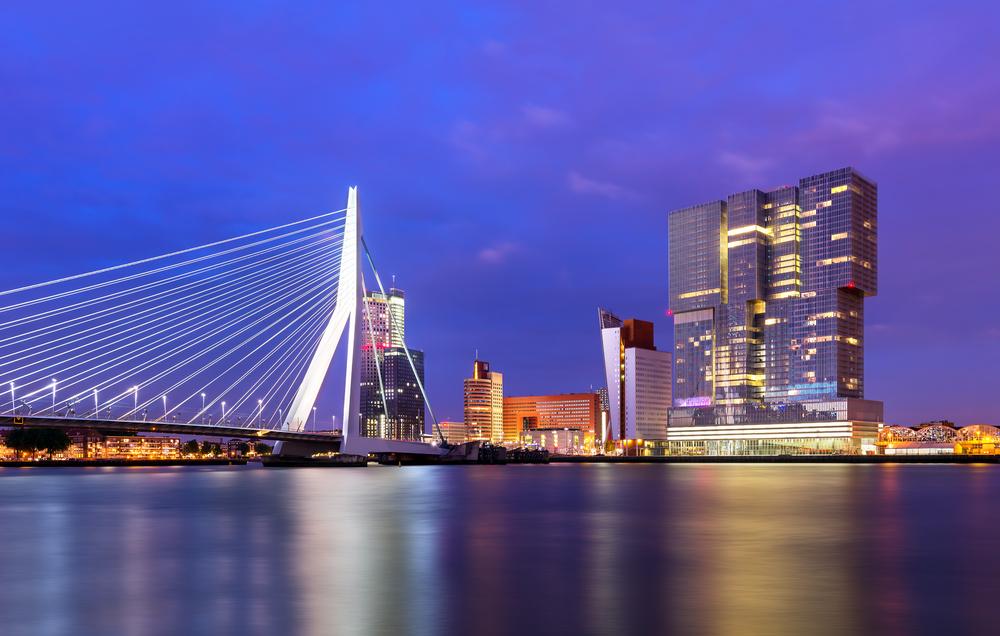 dicas de turismo em Roterdã