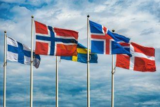 viagem para a Escandinávia