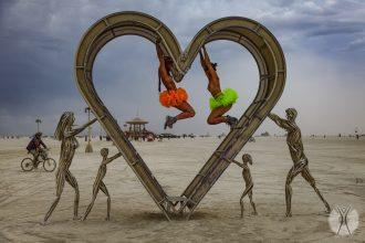 Burning Man em Natal